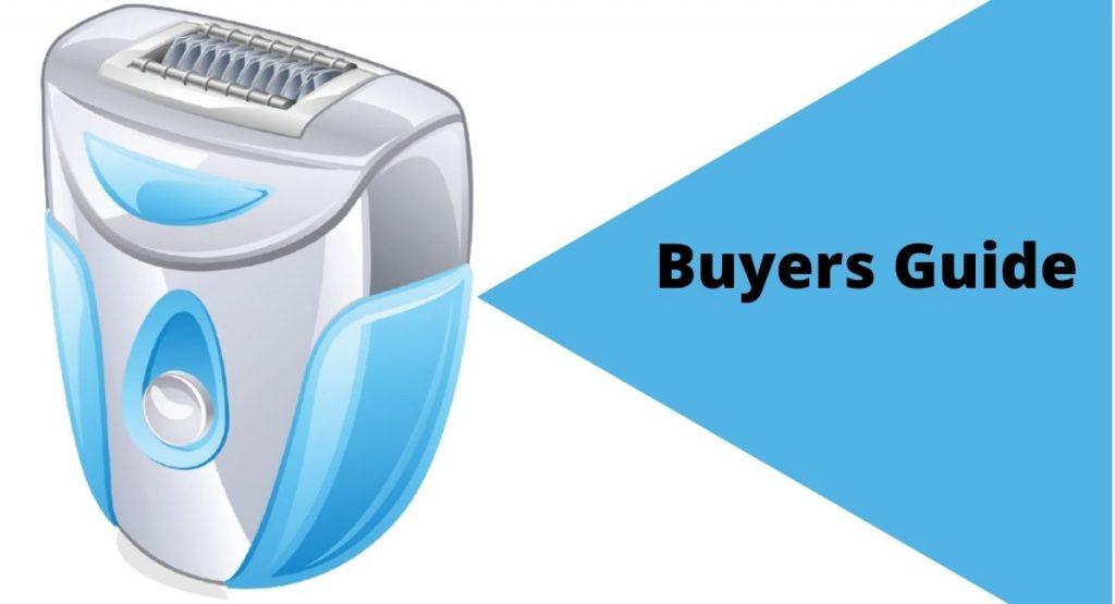 Best Epilators - Buyers Guide