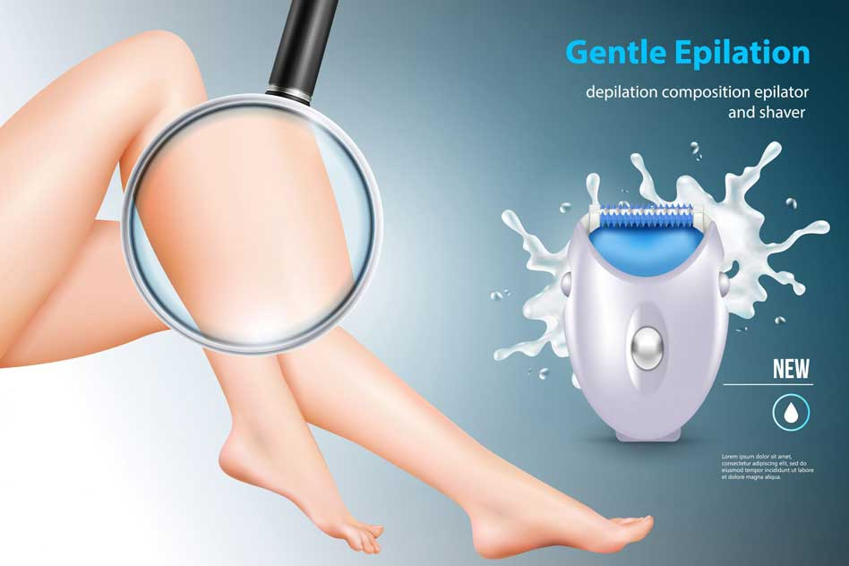 How To Use An Epilator?